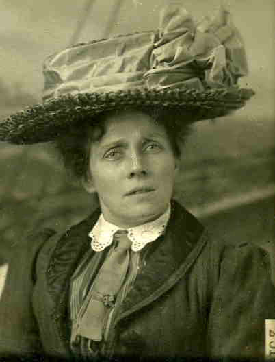 Ellen Elizabeth Butland